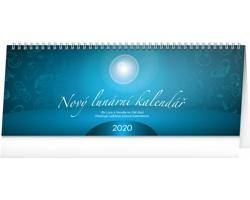 Stolní kalendář Nový lunární 2020