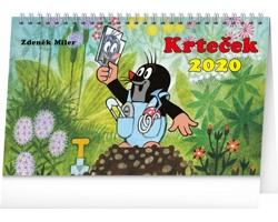 Stolní kalendář Krteček 2020