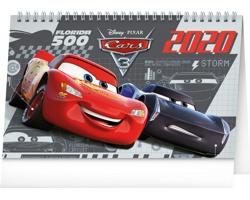 Stolní kalendář Auta 3 2020