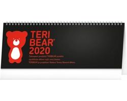 Stolní kalendář Teribear 2020