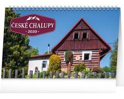 Stolní kalendář České chalupy 2020