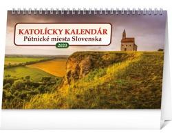 Stolní kalendář Katolícky kalendár 2020 - slovenský