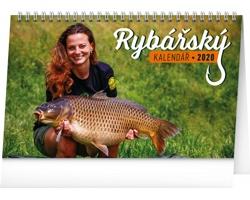 Stolní kalendář Rybářský 2020