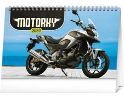 Stolní kalendář Motorky 2020 - slovenský