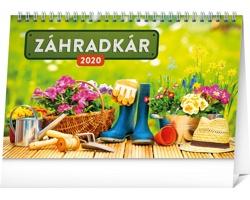 Stolní kalendář Záhradkár 2020 - slovenský