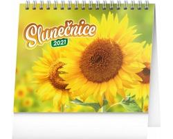 Stolní kalendář Slunečnice 2021