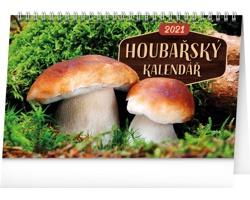 Stolní kalendář Houbařský 2021