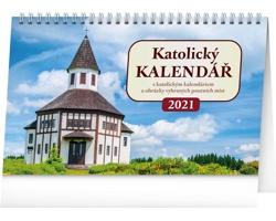Stolní kalendář Katolický 2021