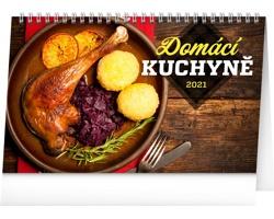 Stolní kalendář Domácí kuchyně 2021