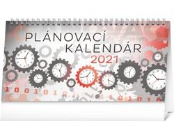Stolní kalendář Plánovací 2021 - slovenský