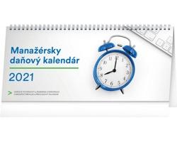 Stolní kalendář Manažérsky daňový 2021 - slovenský
