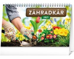 Stolní kalendář Záhradkár 2021 - slovenský