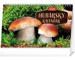 Stolní kalendář Hubársky 2021 - slovenský