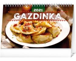 Stolní kalendář Gazdinka 2021 - slovenský