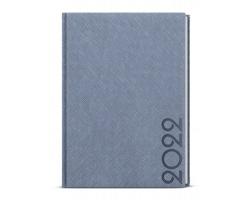 Denní diář Adam Tora 2022, B6 - modrošedá