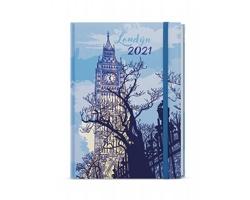 Denní diář Adam Lamino 2021, B6 - Big Ben