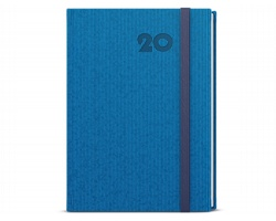 Denní diář Ctirad Vigo 2020, A5 - modrá