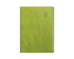 Denní diář Ctirad Vivella 2021, A5 - zelená
