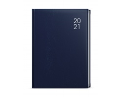 Denní diář Ctirad Balacron 2020, A5 - modrá