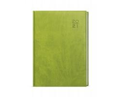 Denní diář David Vivella 2021, A5 - zelená