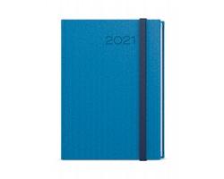 Týdenní diář Oskar Vigo 2020, A5 - modrá