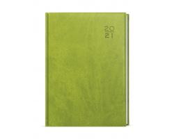 Týdenní diář Oskar Vivella 2021, A5 - zelená