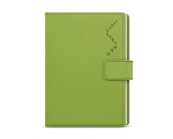 Týdenní diář Oskar Manager Color 2021, A5 - zelená