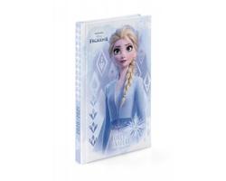 Kapesní týdenní diář Frozen II 2021 školní, 10x16 cm
