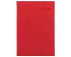 Denní diář Viva 2020, A5 - červená