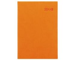 Denní diář Viva 2020, A5 - oranžová