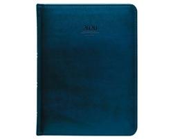 Denní diář Atlas 2020, B6 - modrá