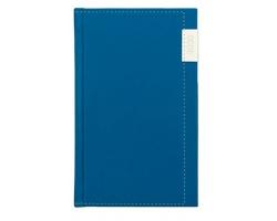 Kapesní týdenní diář Joy 2020, 9x15cm - modrá