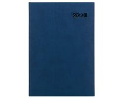 Týdenní diář Viva 2020, A5 - modrá
