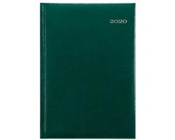 Týdenní diář Kronos 2020, A5 - zelená