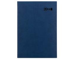 Týdenní diář Viva 2020, B5 - modrá