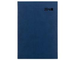 Denní diář Viva 2021, A5 - modrá