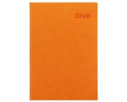 Denní diář Viva 2021, A5 - oranžová