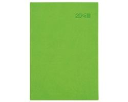 Denní diář Viva 2021, A5 - zelená