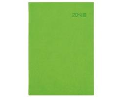 Týdenní diář Viva 2021, A5 - zelená