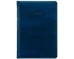 Denní diář Atlas 2022, A5 - modrá