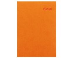 Denní diář Viva 2022, A5 - oranžová