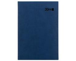 Týdenní diář Viva 2022, A5 - modrá