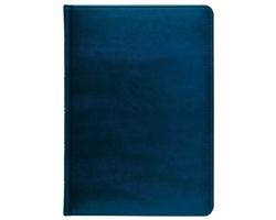 Poznámkový notes Atlas čtverečkovaný, A5 - modrá