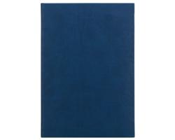 Poznámkový notes Triton čtverečkovaný, A5 - modrá