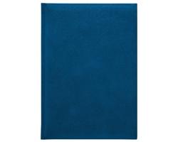 Poznámkový notes čtverečkovaný Kronos, A5 - modrá