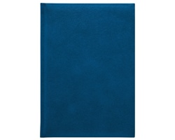 Poznámkový notes Kronos linkovaný, A5 - modrá