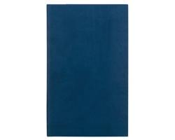 Poznámkový notes Triton čtverečkovaný, 9x15 - modrá
