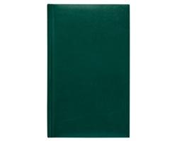 Poznámkový notes Kronos čtverečkovaný, 9x15 - zelená