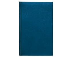 Poznámkový notes Kronos čtverečkovaný, 9x15 - modrá