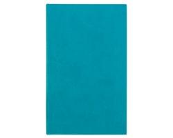 Poznámkový notes Carina linkovaný, 9x15 - tyrkysová